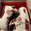 Air Jordan Retro 4's Alternate 89