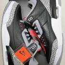 Air Jordan 3 Retro OG Black Cement 2018