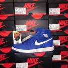 2018 Nike Air Jordan 1 Retro High OG Hyper Royal Blue lot 555088-401 Sz:8-14