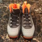 Nike Air Max 360 Rodman Stealth Orange/Gray