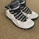 Air Jordan 10 - Steel