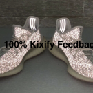 adidas Yeezy Boost 350 V2 Citrin Reflective