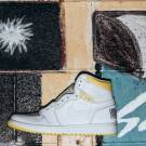 Air Jordan 1 Retro High OG First Class Flight