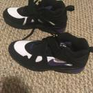 Nike Air Force Max CB Black/Purple/White Brand New
